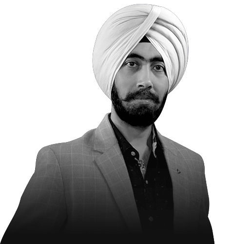 Mandeep Singh, Founder/CEO at Amptize
