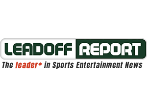Leadoff Report logo design