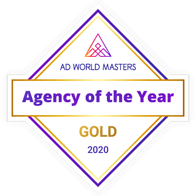 Agency of the Year GOLD Award