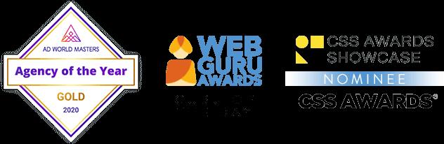 Web Awards Winner